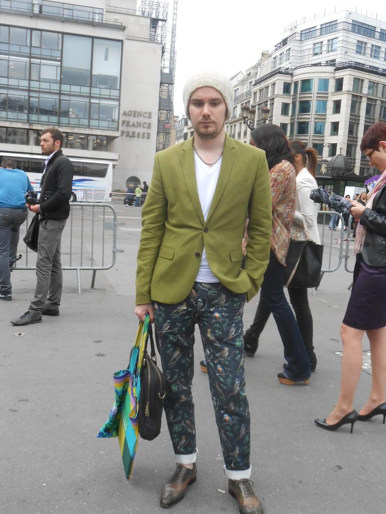 Fashion week gustavolins street style 1