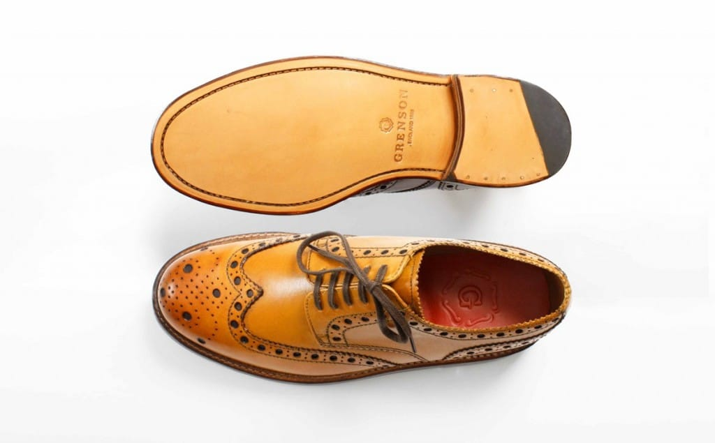 brogues homme chaussures