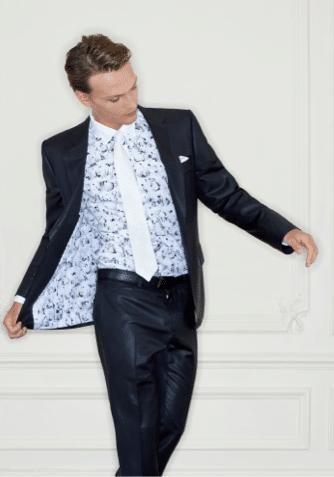 marchand drapier chemise costume