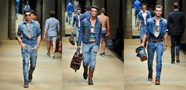 comment porter une veste en jean?