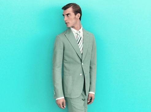 choisir un costume homme