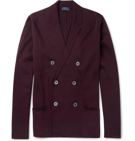 cardigan veste croisée