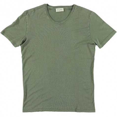 american-vintage-t-shirt-col-rond-kaki