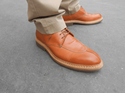 chaussures relooking