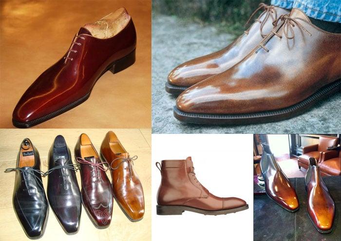 chaussures luxe haut de gamme