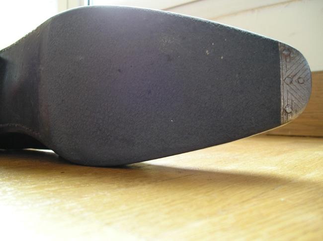 patin chaussure