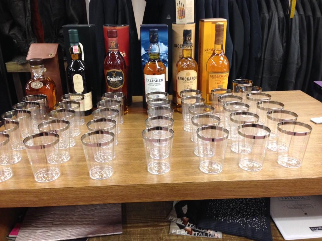 degustation whisky