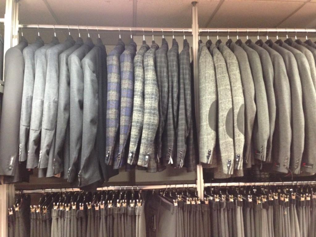 costumes en tweed