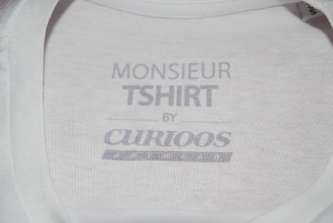 monsieurtshirt by curioos
