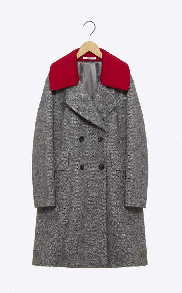 manteau carven