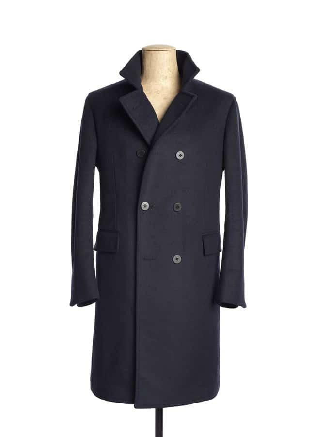 manteau demi croisé eclectic