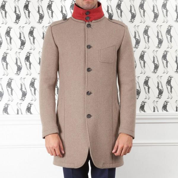 manteau comédie humaine