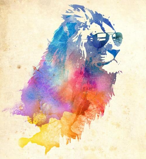 Robert Farkas lion