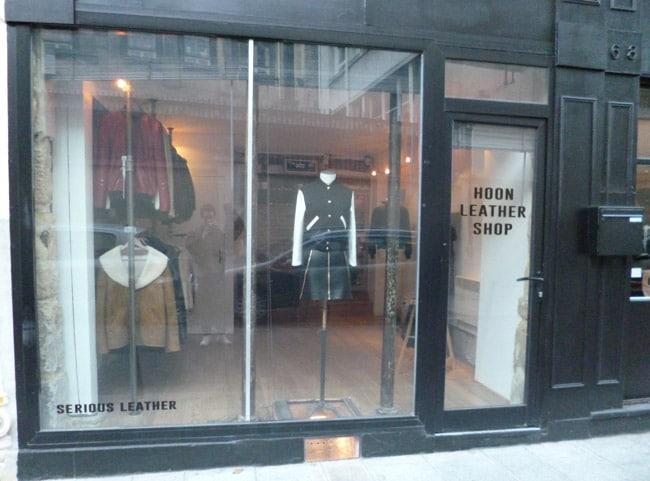 hoon boutique marais