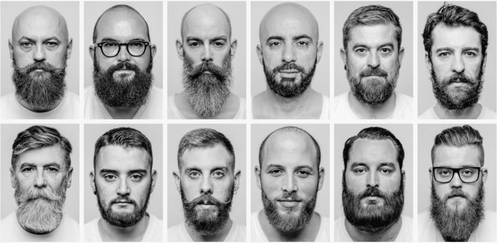 Festina Lente : 1000 barbus par Olivier Vinot - Comment tailler et entretenir sa barbe ? Bw-yw