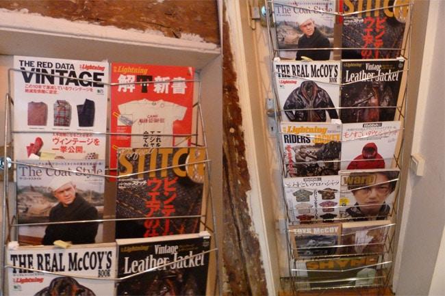 magazine undeground culture japonaise