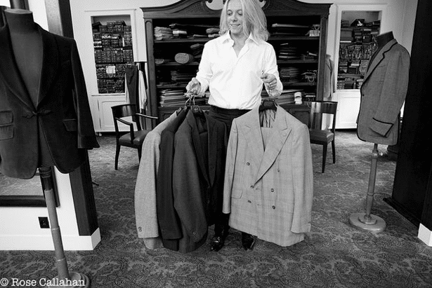 construire sa garde robe parisian gentleman