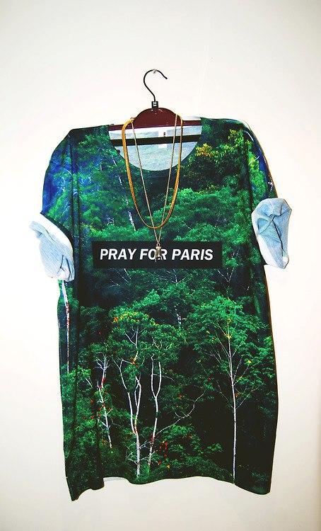 t-shirt imprimé a éviter