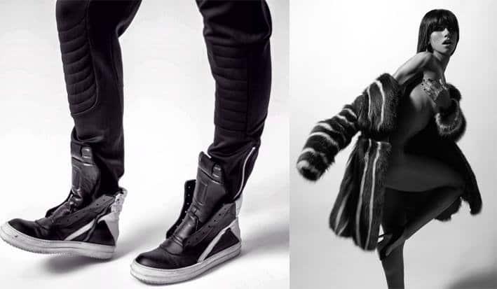 femmes chaussures tumblr