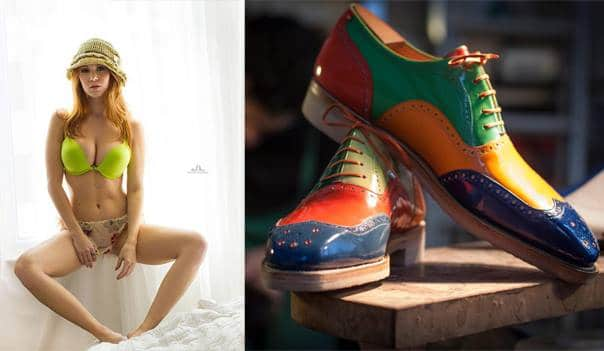 femme sexy chaussures