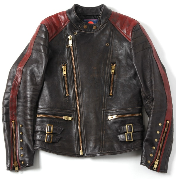 Blackmeans veste cuir