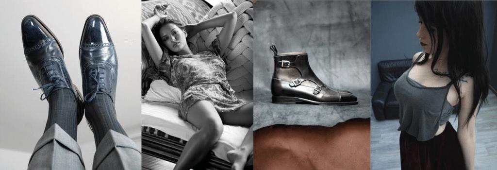 tumblr des femmes et des chaussures