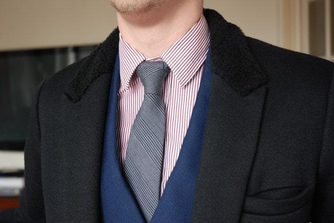 Baron y manteau noir