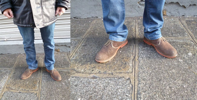 relooking jeans