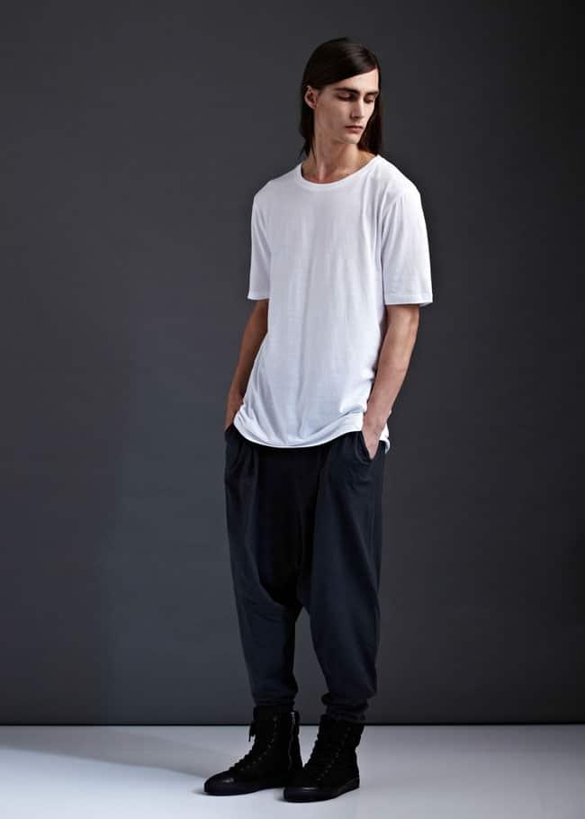 kowtow t-shirt homme