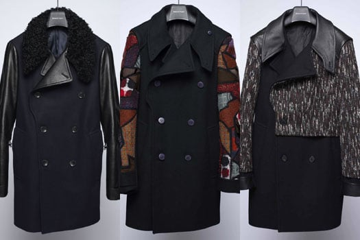 wooyoungmi manteau