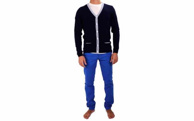Chaussure avec pantalon bleu electrique - Costume bleu electrique ...