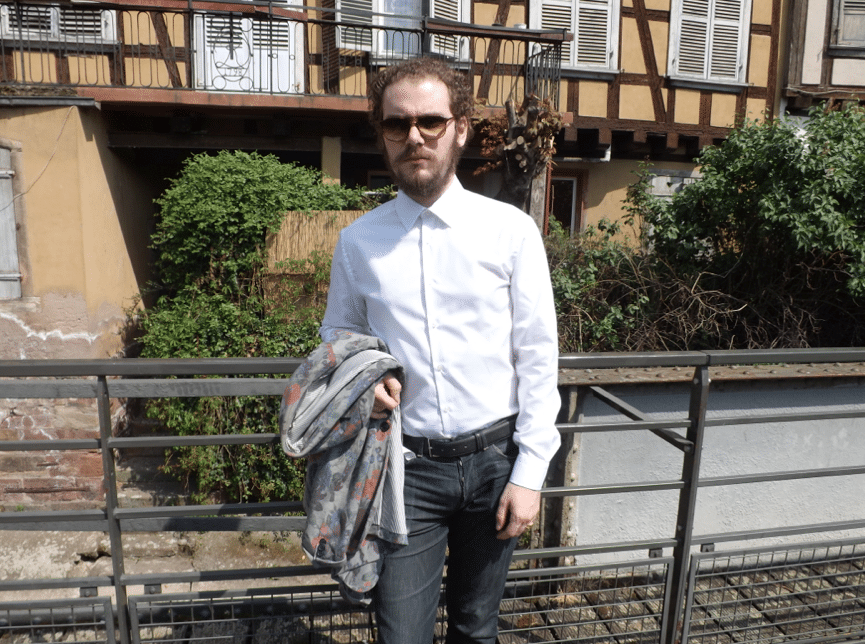 Strasbourg en chemise