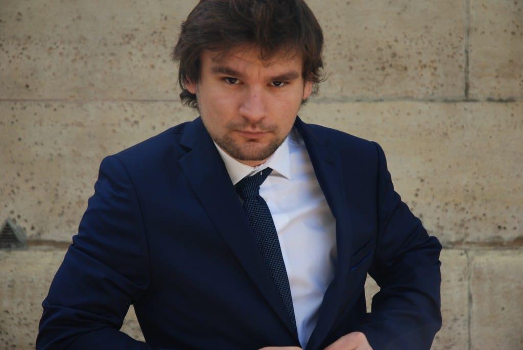 Adrien costume Cavalier Bleu