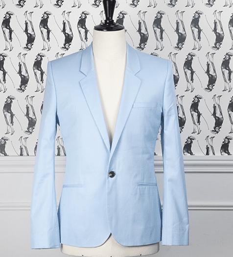 blazer bleu LCH