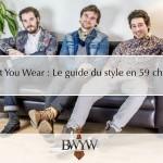 1544513 624478897631120 3830826414130660394 n 150x150 Be What You wear : Notre teaser vidéo