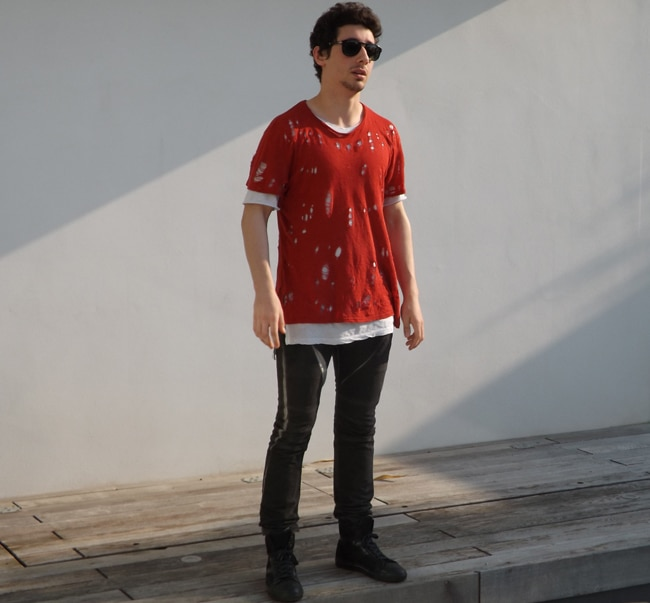 tshirt IRO