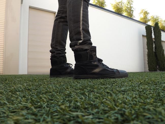 sneakers lanvin noire