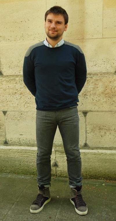 Hédus pull Adrien Lanvin