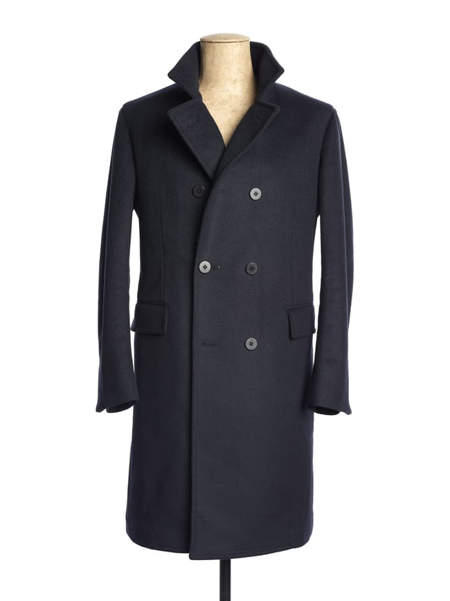 éclectic manteau