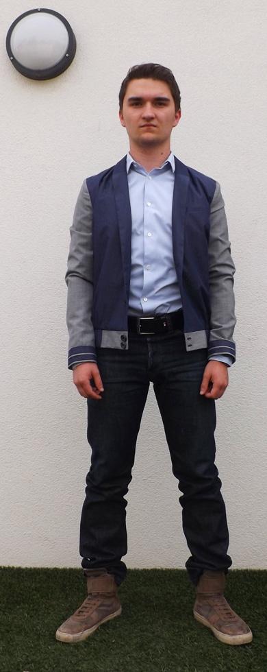 Japan blue jean
