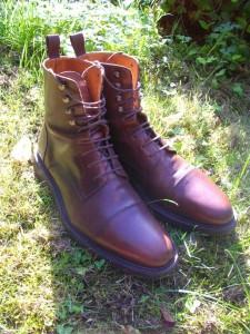 Bexley combat boots 2