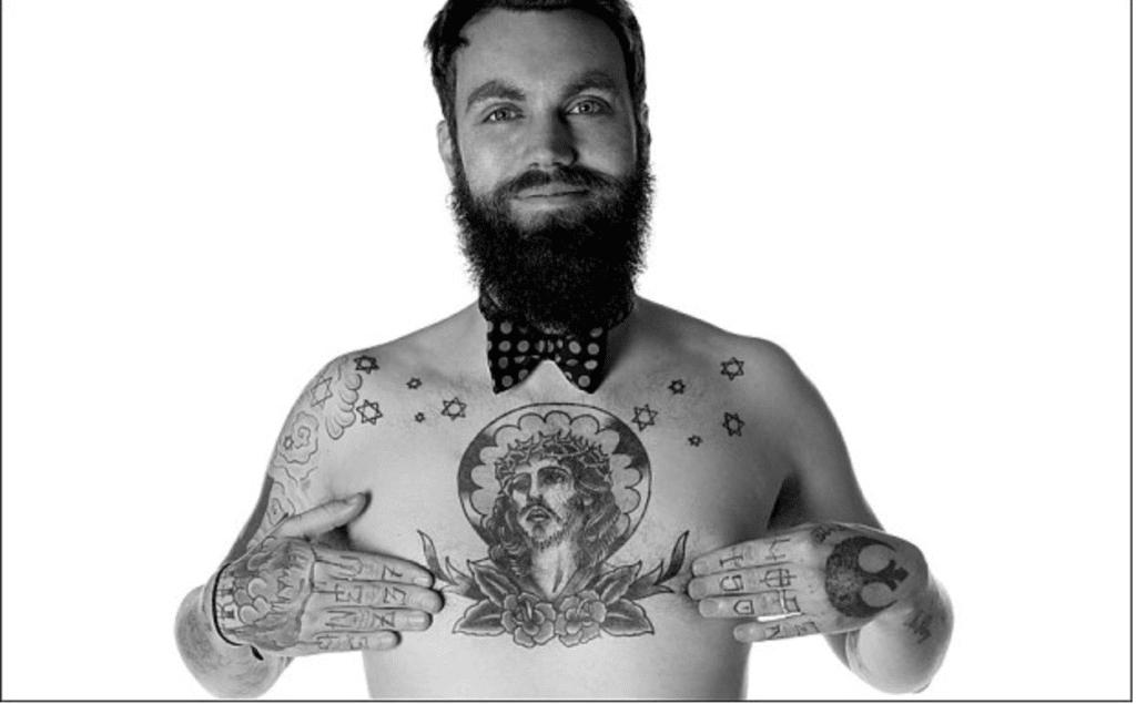 Le guide du tatouage pour homme bw-yw