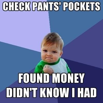 found money meme