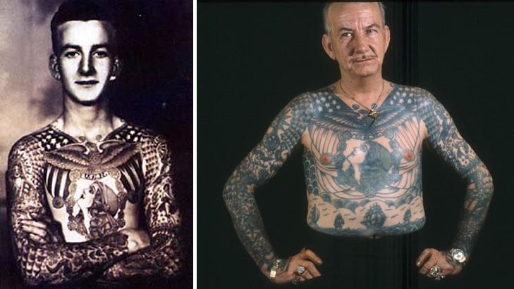 pour qui est fait le tatouage