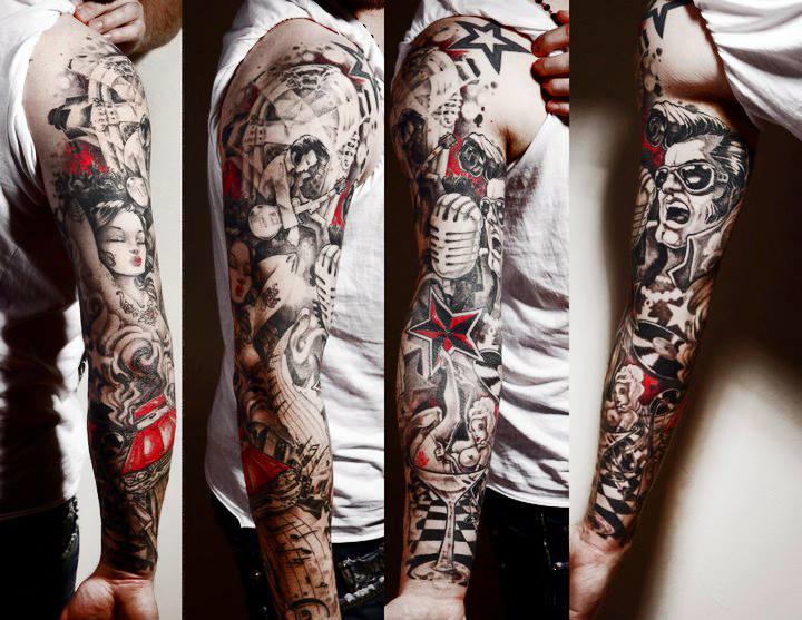 tatouage définitif steeve