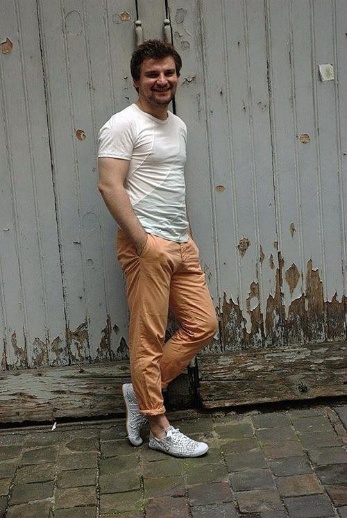 Look Benjamin Jezequel t shirt vulcane Adrien