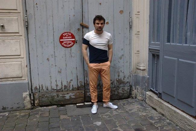 tee shirt benjamin jezequel vésuve Adrien