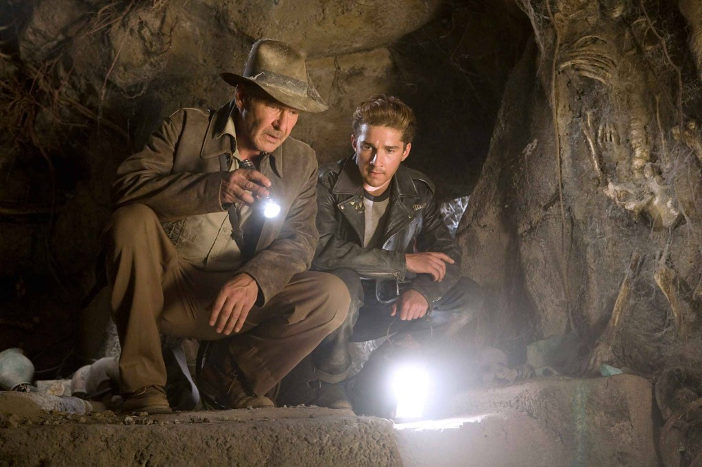 indiana jones cherche un site cool