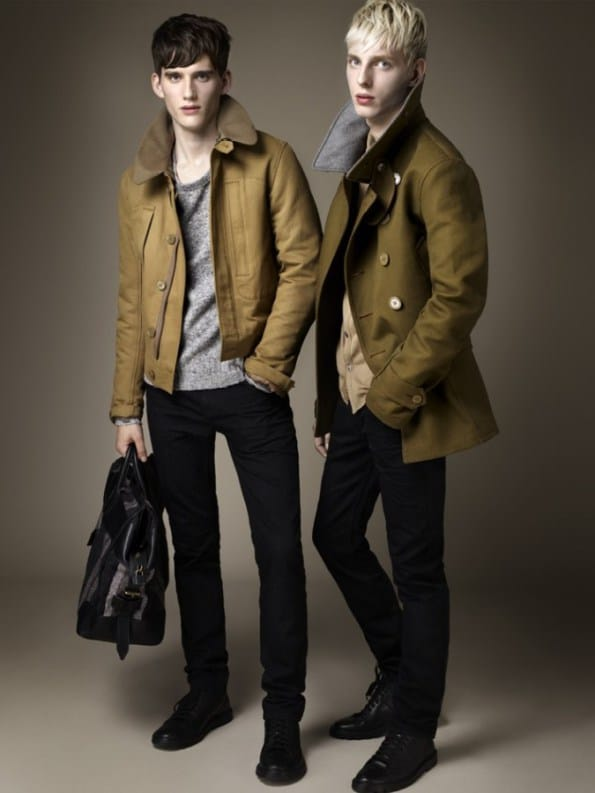 burberry homme 2007