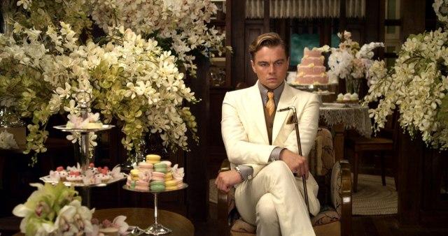 costume blanc gatsby
